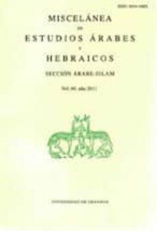 Padella.mx Miscelanea De Estudios Arabes Y Hebraicos 62 Image