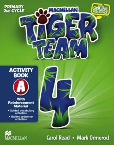 "tiger team 4º primary activity book ""a"" (+skill) ed. 2014-9780230475489"