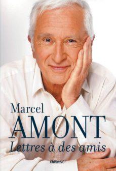 lettres à des amis (ebook)-marcel amont-9782351642689