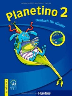 planetino 2 (a1). arbeitsbuch + cd-rom-9783194515789