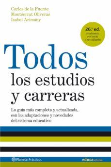 Inmaswan.es Todos Los Estudios Y Carreras:la Guia Mas Completa Y Actualizada, Con Las Adaptaciones Y Novedades Del Sistema Educativo Image
