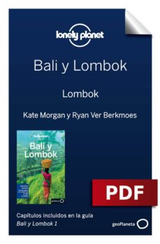 bali y lombok 1. lombok (ebook)-ryan ver berkmoes-9788408189589