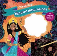 Vinisenzatrucco.it Creactivity. Cuadros Para Rascar. Princesas Del Mundo Image