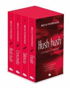 Padella.mx Tetralogia Hush Hush (Ed. Con Estuche) Image