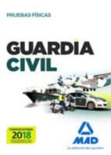 guardia civil. pruebas físicas-9788414210789