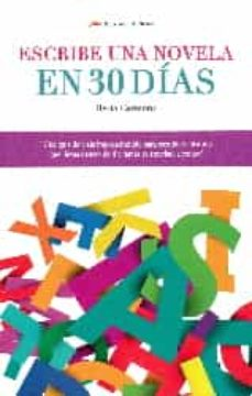 escribe una novela en 30 dias-berta carmona-9788416365289