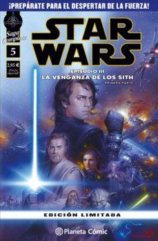 Javiercoterillo.es Star Wars 5 Episodio Iii (Primera Parte) Image