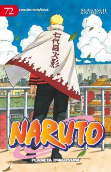 naruto nº 72 (final)(pda)-masashi kishimoto-9788416543489