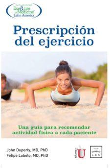 prescripción del ejercicio (ebook)-john duperly-felipe lobelo-9788416624089