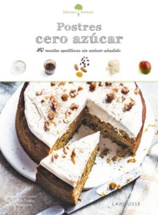 sabores & bienestar: postres cero azucar-9788416641789