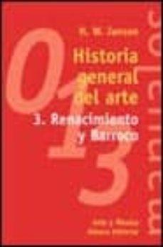Encuentroelemadrid.es Historia General Del Arte: Renacimiento Y Barroco Image