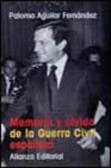 Lofficielhommes.es Memoria Y Olvido De La Guerra Civil Española Image