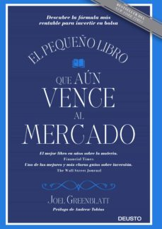 Debatecd.mx El Pequeño Libro Que Vence Al Mercado Image