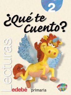 Geekmag.es Proyecto Etnos. Lengua 2 Lecturas Que Te Cuento (2º Educacion Primaria) Image
