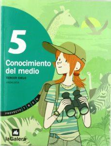Officinefritz.it Tren Conocimiento Medio 5º Primaria (Ed. Andalucía) Image