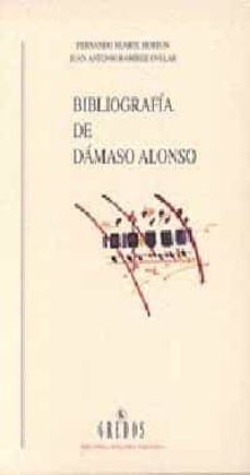 Titantitan.mx Bibliografia De Damaso Alonso Image