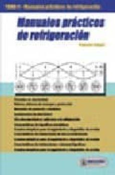 manuales practicos de refrigeracion (t. ii)-francesc buque-9788426713889