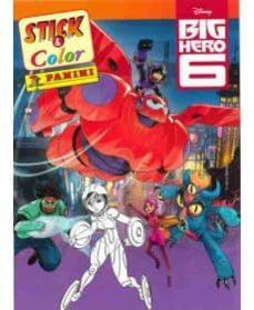 Upgrade6a.es Big Hero 6 (Stick &Amp; Color) Image
