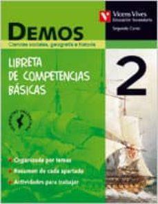Titantitan.mx Ciencias Sociales: Demos 2º Eso (Comunidad Valenciana) Libreta De Competencias Image