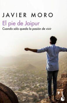Descargar libros electrónicos gratuitos en formato pdb EL PIE DE JAIPUR MOBI ePub 9788432234989 de JAVIER MORO (Spanish Edition)