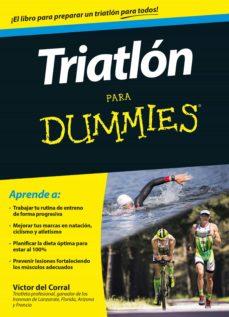 triatlón para dummies (ebook)-victor manuel del corral morales-9788432902789