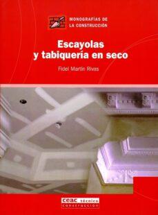 Descargar ESCAYOLA Y TABIQUERIA EN SECO gratis pdf - leer online