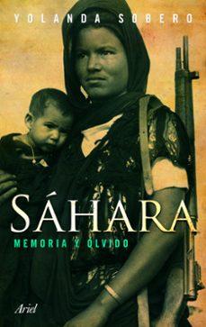 sahara: memoria y olvido-yolanda sobero-9788434469389