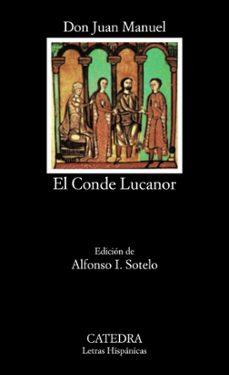 Descargas gratuitas de libros electrónicos kindle uk EL CONDE LUCANOR (23ª ED.) de DON JUAN MANUEL