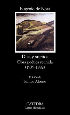 Cronouno.es Dias Y Sueños: Obra Poetica Reunida (1939-1992) Image