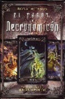 el tarot del necronomicon (incluye: libro + baraja + bolsa)-donald tyson-9788441420489