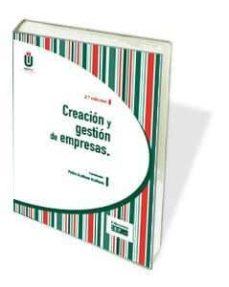 creacion y gestion de empresas (10ª ed.)-pedro aceituno aceituno-9788445434789