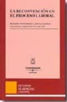 Permacultivo.es La Reconvencion En El Proceso Laboral (5ª Ed.) Image