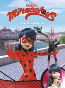 ¡palomas al ataque! (miraculous [prodigiosa ladybug]. comic)-9788448848989