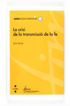 Emprende2020.es La Crisi De La Transmissio De La Fe Image