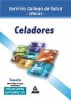 Titantitan.mx Celadores Del Servicio Gallego De Salud (Sergas): Temario Image