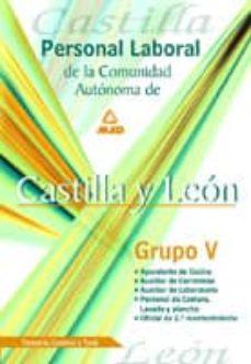 Elmonolitodigital.es Personal Laboral De La Comunidad Autonoma De Castilla Y Leon: Tem Ario Comun Y Test Image