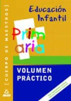 Costosdelaimpunidad.mx Cuerpo De Maestros Educacion Infantil: Volumen Practico Image