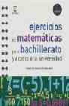 Inmaswan.es Ejercicios De Matematicas Para Bachillerato Y Acceso A La Univers Idad Image