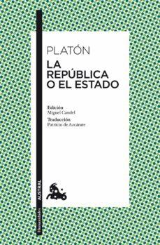 Descargar LA REPUBLICA O EL ESTADO gratis pdf - leer online