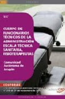 Permacultivo.es Cuerpo De Funcionarios Tecnicos De La Administracion De La Comuni Dad Autonoma De Aragon, Escala Tecnica Sanitaria, Fisioterapeutas. Test Image