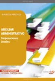 Followusmedia.es Auxiliar Administrativo De Corporaciones Locales: Supuestos Pract Icos Image