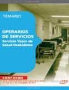 Geekmag.es Operarios De Servicio Del Servicio Vasco De Salud-osakidetza.tema Rio Image
