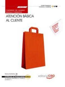 Vinisenzatrucco.it Cuaderno Del Alumno Atencion Basica Al Cliente(mf1329_1). Image