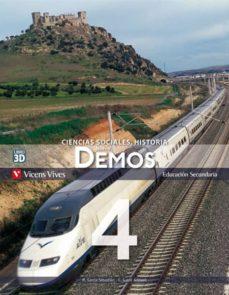 Carreracentenariometro.es Nuevo Demos 4º Eso Libro Y Separata Aragón Image