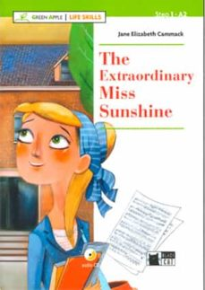 Libro de descargas de audio de forma gratuita THE EXTRAORDINARY MISS SUNSHINE + CD LIFE SKILLS de DESCONOCIDO 9788468258089