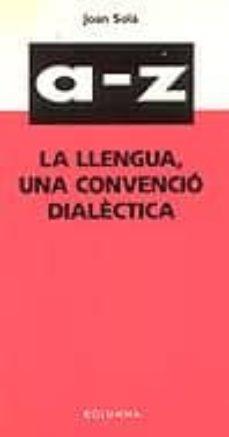 Inmaswan.es La Llengua, Una Convencio Dialectica Image