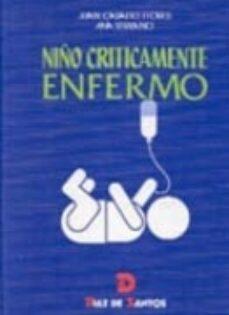 Ebook torrents bittorrent descargar NIÑO CRITICAMENTE ENFERMO (Spanish Edition)