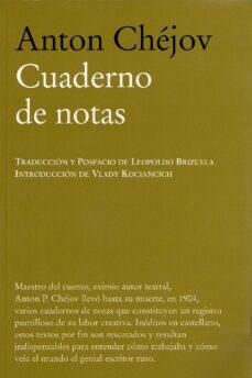 Descargar gratis ebooks descargar CUADERNO DE NOTAS (Literatura española)