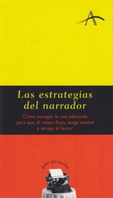 las estrategias del narrador-silvia adela kohan-9788484282389