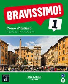Descargando libros a iphone BRAVISSIMO 1 LIBRO DEL ALUMNO A1 + CD 9788484438489 de   (Literatura española)